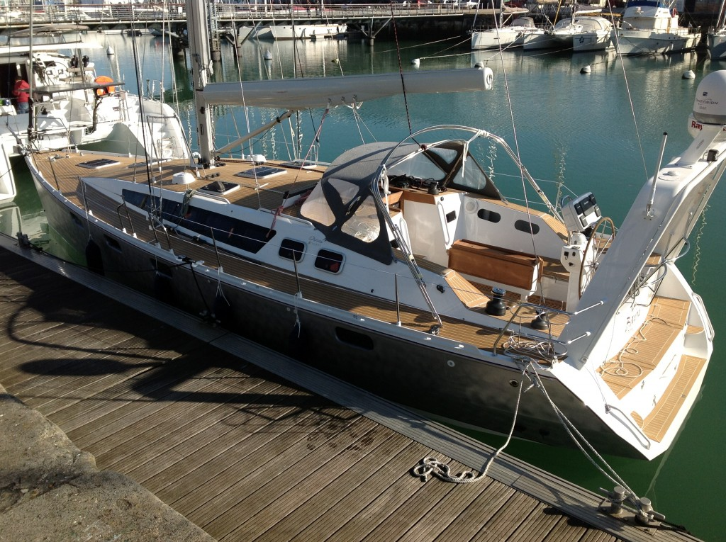 chantier alubat ovni 445 bonaventura yachting. Black Bedroom Furniture Sets. Home Design Ideas